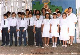 Primeira Eucaristia, 1984