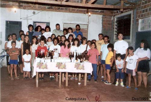 Catequistas, 1991