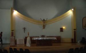 Altar - antes