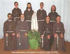Freis Missionários Capuchinhos, 1997